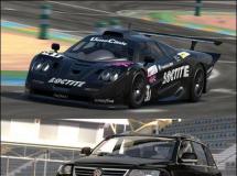 极限竞速3赛车模型 高品质汽车CG模型