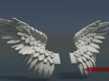 Cubebrush – Wings