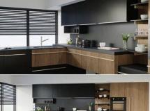 厨房橱柜模型 Kitchen Miton Skin