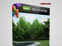 CGAxis Models Volume 5:Trees 树木模型合集下载