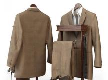 3D服饰模型  西装男装3D模型下载