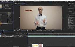 AE入门级动态图形影视特效视觉效果完整视频教程
