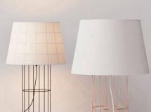 3D灯具模型  现代简约台灯3Dmax模型下载
