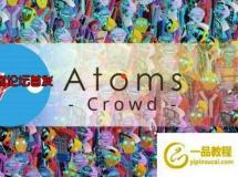 Maya/Houdini/Katana集群仿真模拟群体动画插件 Toolchefs Atoms Crowd v2.8.0 Win/Linux破解版