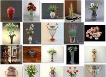 3DDD Vases