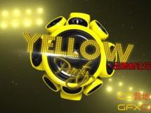 音乐舞台 VideoHive Yellow Party