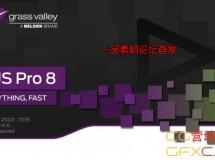剪辑软件 Grass Valley EDIUS Pro 8.1 Build 188 + Loader 6.1