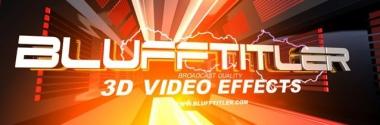 视频包装开场片头制作软件 BluffTitler Ultimate v15.3.0.4 Win破解版