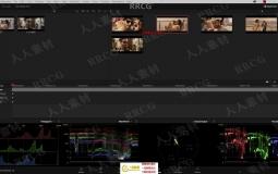DaVinci Resolve颜色分级调色理论大师级视频教程