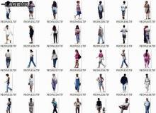 ImageCels - People