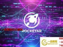 均衡器波浪线Logo动画 Equalizer Logo Reveal