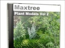 Maxtree Plant Models Vol 2