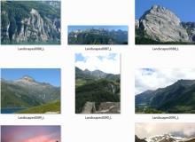 CGTextures Landscapes地貌贴图