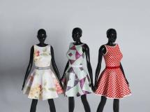 3D服装模型   女装少女模特3D模型下载