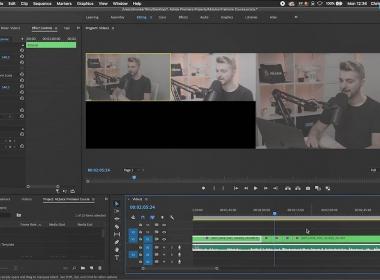 PR视频剪辑基础教程 AEJuice – Premiere Pro Course