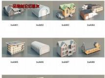 70个住宅房屋,别墅,别墅,公寓,酒店,商店,工厂和企业 ...