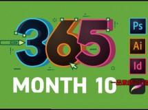 365 Days Of Creativity – Month 10