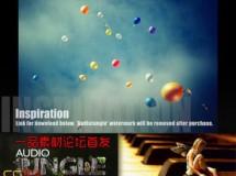 背景音乐 AudioJungle – Inspiration