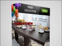 CGAxis Models Volume 8 Food 食物模型