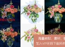 Painter数字绘画全面核心训练视频教程 Painter 2016 Essen ...