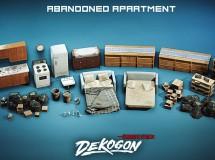 Cubebrush – Abandoned Post Apoc Apartment Game Props [UE4+Raw]