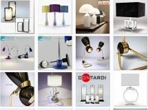 31个3dsky网站的现代台灯模型合集
