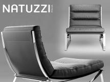 3D办公桌椅   后现代休闲办公椅3D模型下载