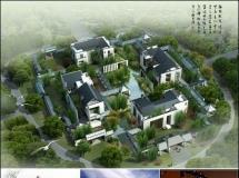 中国古代建筑3D模型集合