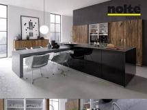 厨房橱柜模型 厨房设备制造 Kitchen NOLTE Legno