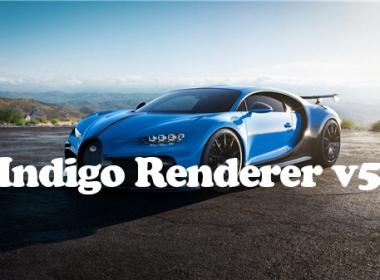C4D/3DS Max/Blender/SketchUp光线跟踪真实物理渲染器 Indigo Renderer v5.0.0 Win破解版