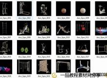 Avshare - Sports - 3D Models