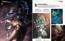 ImagineFX科幻数字艺术杂志2020年8月刊总188期