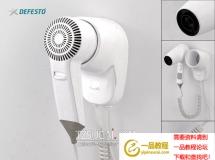 3D电器模型  吹风机3D模型