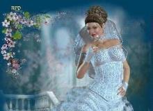 DAZ3D/Poser - Wedding Dress