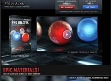 Video Copilot - Element 3D - Pro Shaders for Element 3D