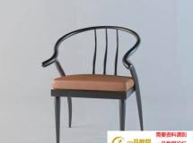 3D椅子模型  太师椅子 模型高品质