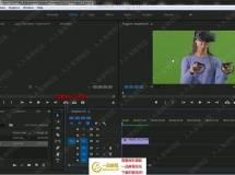 Premiere Pro CC 2019从入门到精通CG视频教程  3.4GB