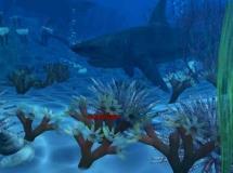 2个Maya卡通海底场景模型