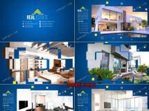 房地产销售主题幻灯片展示AE工程