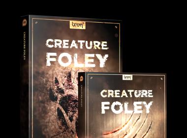 动物生物脚步咬攻击移动爪子翅膀无损音效 Creature Foley
