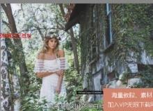 《Lightroom预设系统使用技巧视频教程》中文字幕教程