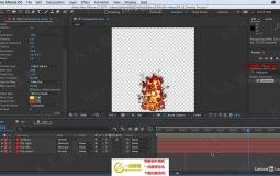AE2021基础视觉特效制作视频教程
