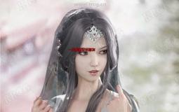古风美女东方亚洲模型合集