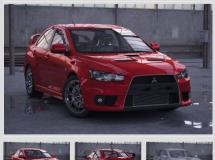 HDModels汽车第4卷 高品质模型