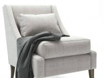3D沙发模型  后现代沙发椅子3D模型3D模型下载