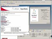 Altair HyperWorks Suite 14.0 + Updates 04.2016