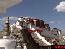 布达拉宫高清实拍视频素材1080P