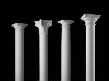 3D柱子模型  欧式罗马柱 3Dmax下载