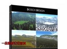 DOSCH 3D Landscapes山体地形模型下载