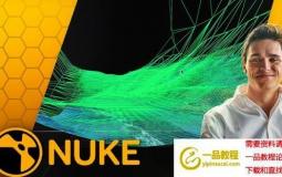 Nuke三维特效合成教程 Udemy – Methods of 3D VFX Compositing Nuke Masterclass – NK202